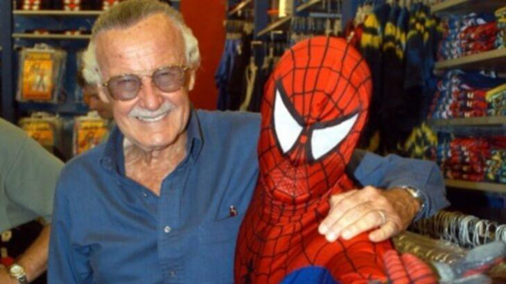 Stan Lee ainda está dando o que falar