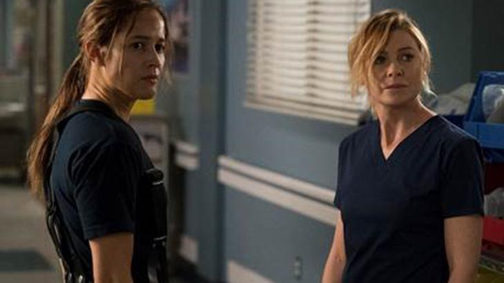 """Canal Sony exibe crossover entre """"Station 19"""" e """"Grey`s ..."""