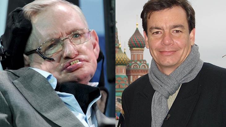 Vinícius Dônola é escolhido para narrar audiolivro de Stephen Hawking