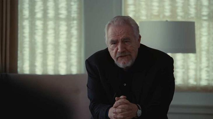 Brian Cox em Succession - Foto: Reprodução/HBO