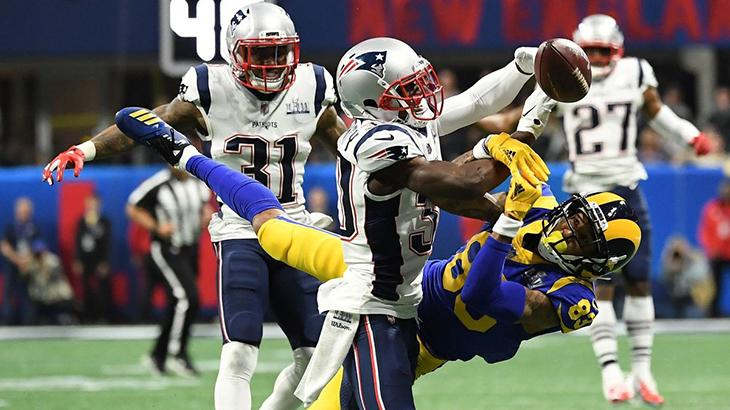 New England Patriots conquistou o seu sexto título da NFL