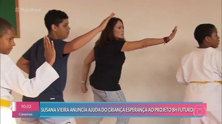 Susana Vieira no