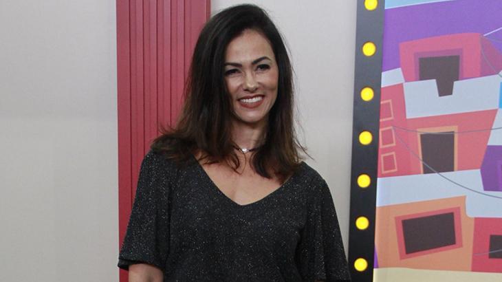 Suzana Alves revela que tinha pânico de TV por causa da Tiazinha