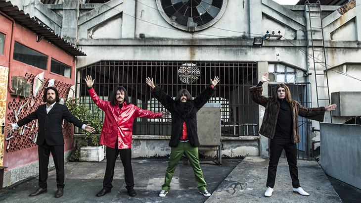 Tá no Ar como Beatles