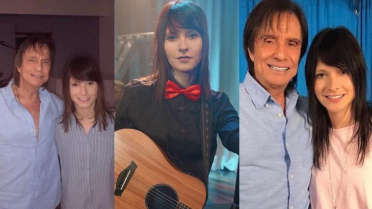 Conheça a cantora de 27 anos apontada como namorada de Roberto Carlos