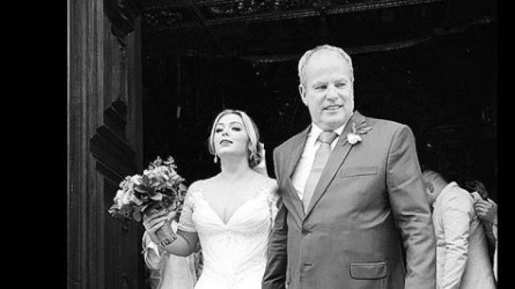 Jayme Monjardim explica casamento com Tânia Mara no religioso após 11 anos