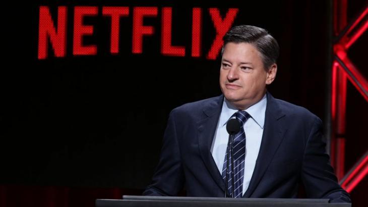 Ted Sarandos, CEO da Netflix