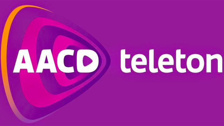 Logo do Teleton