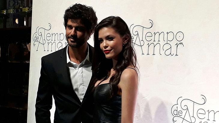 Tempo de Amar tem como protagonista os atores Vitória Strada e Bruno Cabrerizo. A trama se passa no século passado e estreia em setembro.