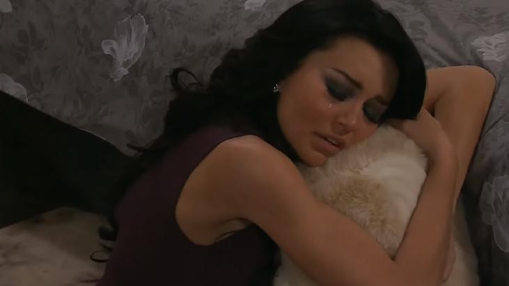 Teresa (Angelique Boyer) em cena do último capítulo - Reprodução/SBT