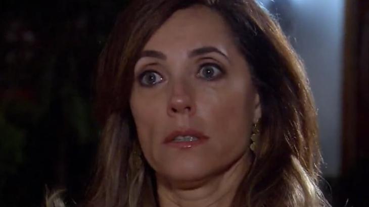 Fina Estampa: Tereza Cristina faz revelação bombástica à família