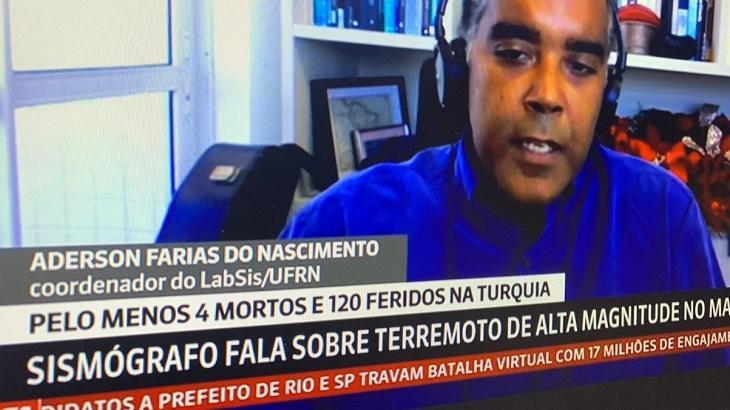 GC errado da GloboNews