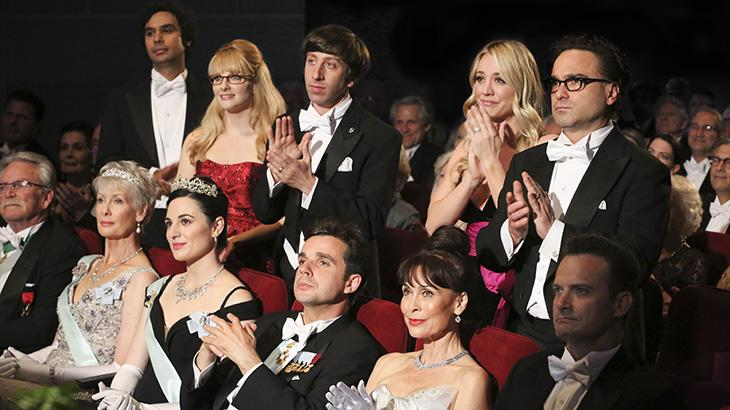 Elenco de The Big Bang Theory