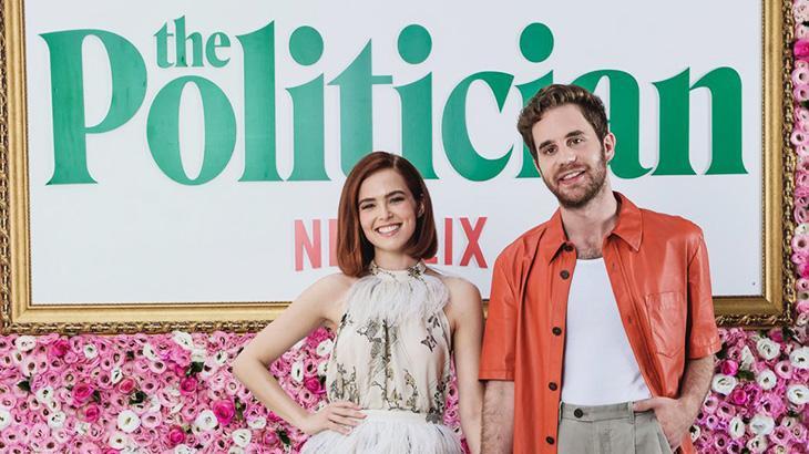 """Netflix traz protagonistas da série """"The Politician"""" ao Brasil"""