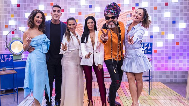 Fotos: Divulgação/TV Globo
