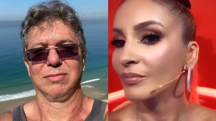 """Boninho esclareceu que participação de Claudia Leitte ao vivo por vídeo seria """"um risco"""""""