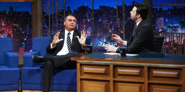 """Bolsonaro se compara a Donald Trump: """"temos o pensamento muito parecido"""""""