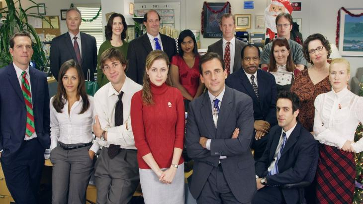 Elenco da série The Office