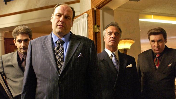 Elenco da Família Sopranos