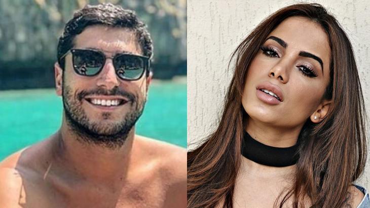 Thiago Magalhães, ex-marido de Anitta - Fotos: Reprodução