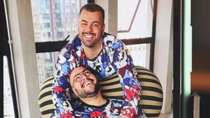 Tiago Abravanel detalha pedido de casamento em Nova Iorque