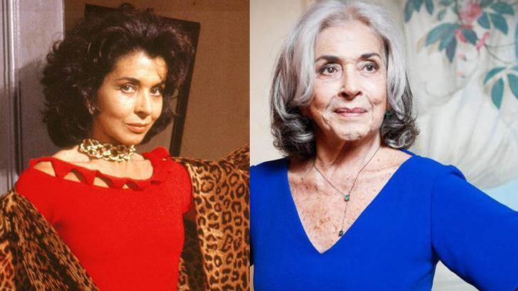 Betty Faria foi Tieta - Foto: Reprodução