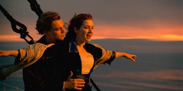 "Casal de \""Titanic\"" era para ter sido interpretado por Matthew McConaughey e Gwyneth Paltrow"