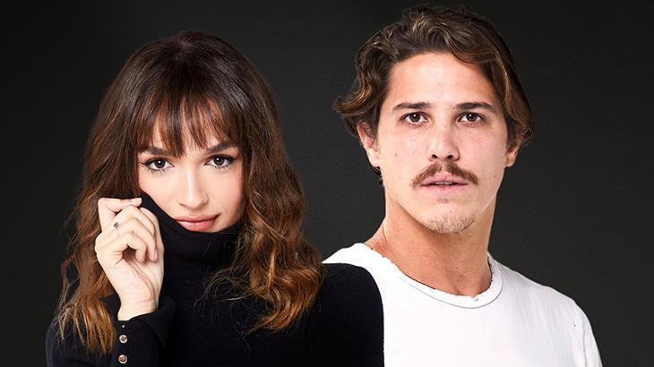 Gabrielle Joie e Romulo Arantes Neto estrelam Toda Forma de Amor