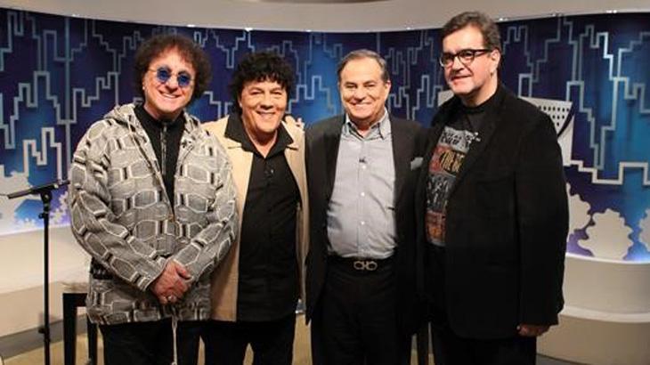 Ronnie Von faz programa especial em homenagem a Jerry Adriani nesta segunda