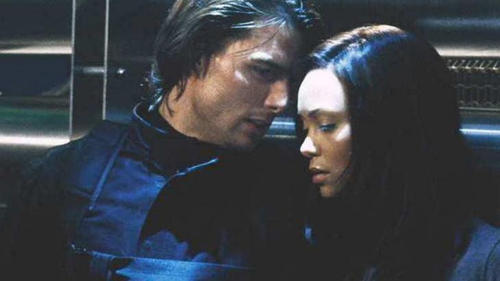 Atriz confessa que teve medo de Tom Cruise:
