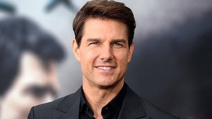 Tom Cruise conta com a ajuda de um amigo para se encontrar com a filha