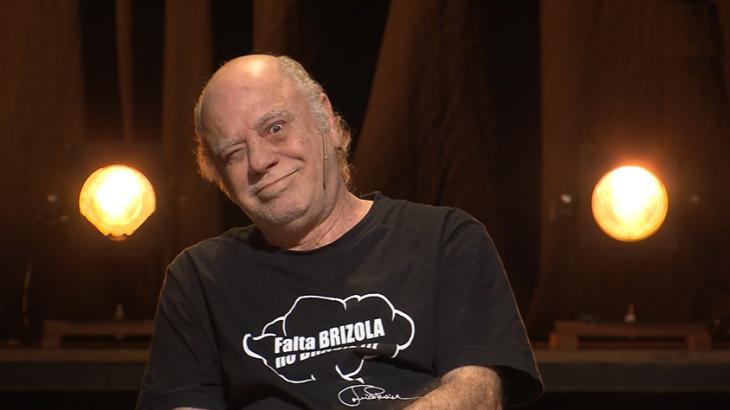 Tonico Pereira, aos 71 anos, enfrenta problemas de saúde. (Reprodução/TV Brasil)