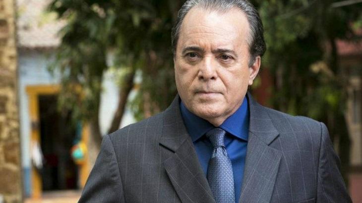 Tony Ramos estará na novela de João Emanuel Carneiro - Foto: Reprodução