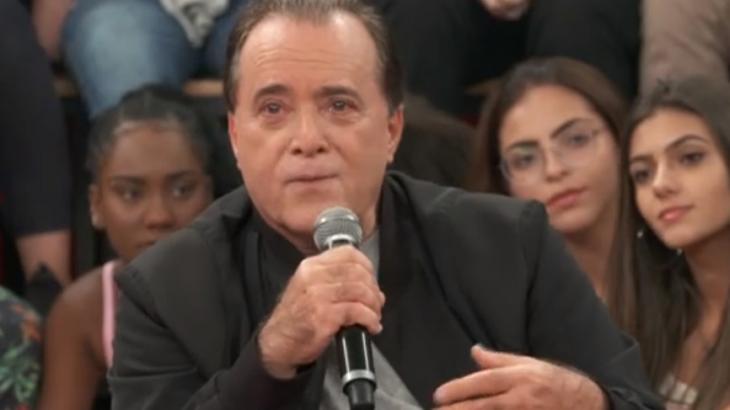Tony Ramos revela que telefona para atores para parabenizar: