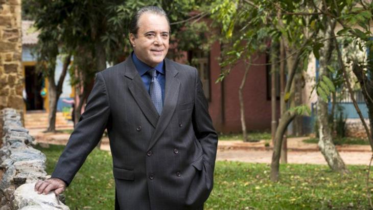 O ator Tony Ramos - Divulgação