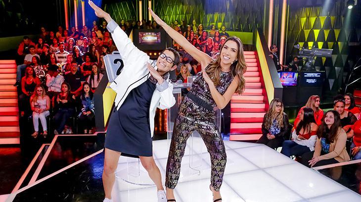 Dona Neide ganhou R$ 100 mil na estreia do novo