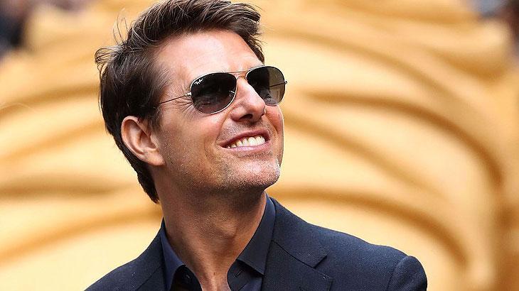 """Tom Cruise confirma sequência de """"Top Gun - Ases Indomáveis"""""""