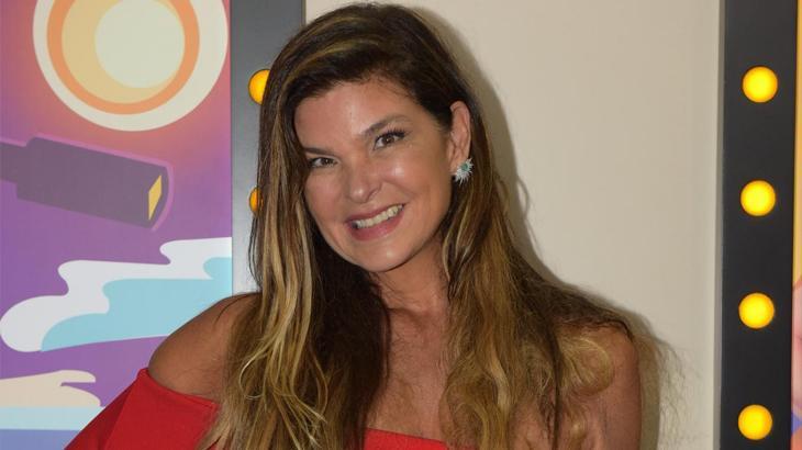 Cristiana Oliveira está em