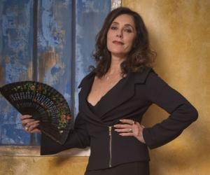 Christiane Torloni sobre cenas com Antonio Fagundes: