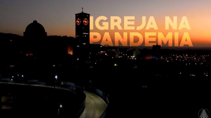 Igreja na Pandemia é tema do Arquivo A - Foto: Reprodução