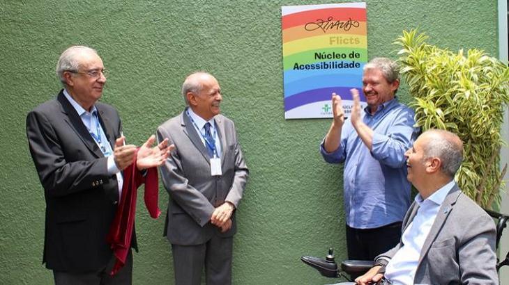 TV Cultura inaugura novo espaço de acessibilidade com homenagem a Ziraldo