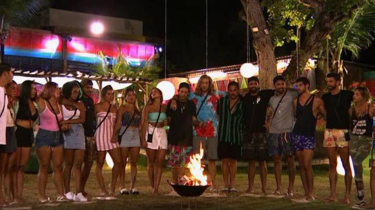 Elenco se reúne no último episódio - Divulgação/MTV