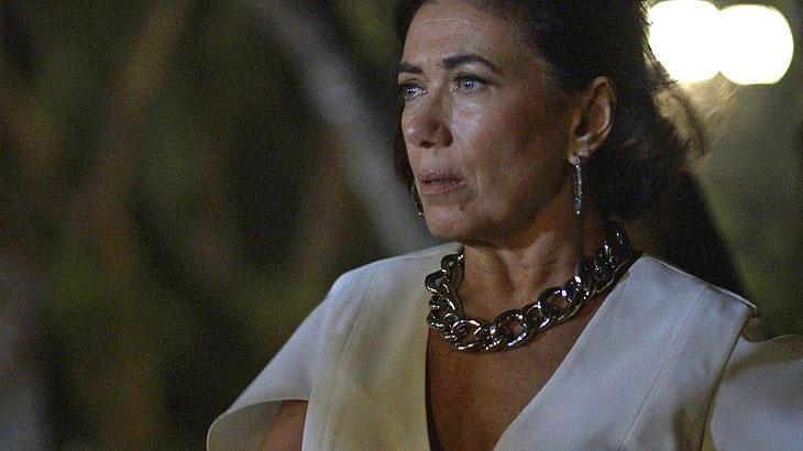 Valentina será salva pelo filho - Divulgação/TV Globo