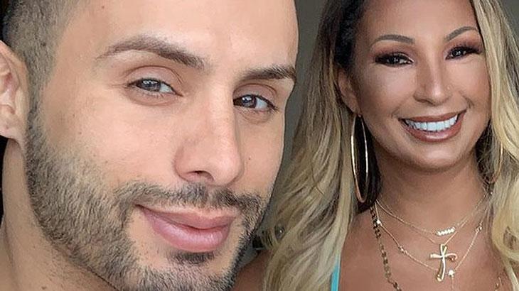 """Valesca Popozuda é atacada na web após posar com maquiador: """"pra mim você morreu"""""""