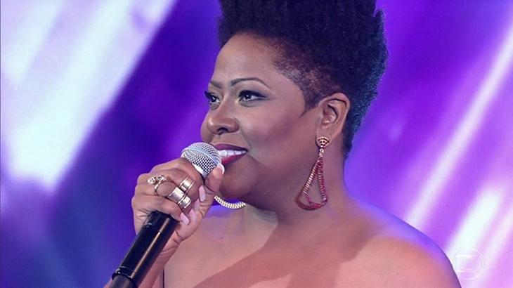 Vanessa Jackson venceu o programa Fama, exibido na Globo em 2002 - Foto: Reprodução