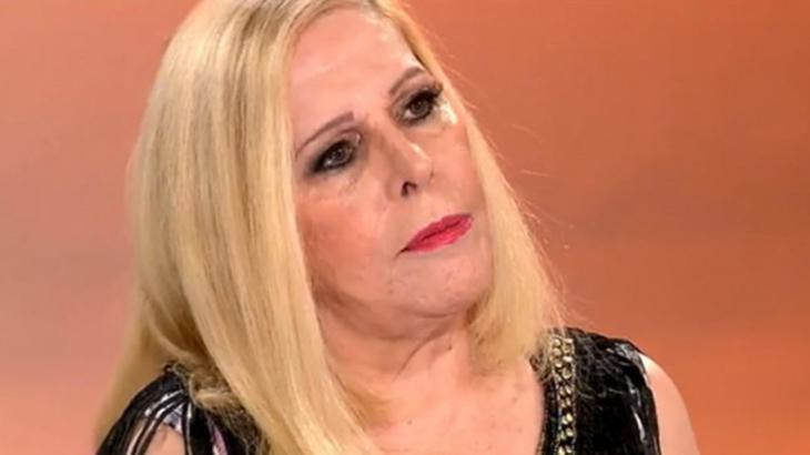 Aos 72 anos, Vanusa está internada em UTI de hospital em Santos