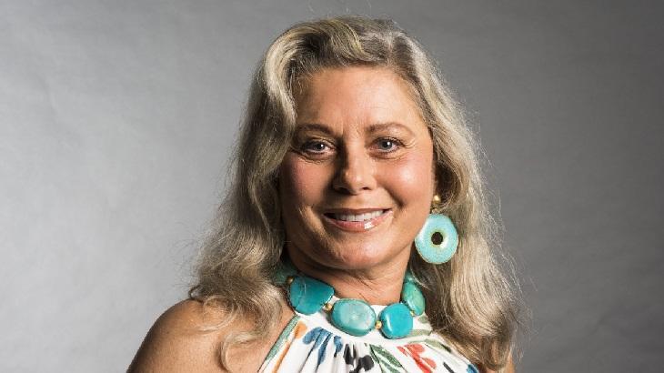 Vera Fischer renova com a Globo