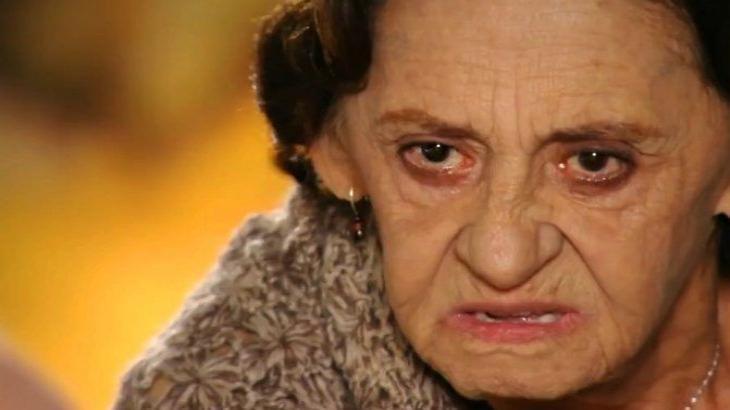 Veridiana suspeita de Dionísio no sumiço da filha em Flor do Caribe - Reprodução/TV Globo