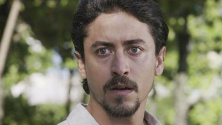 Jerônimo dá um golpe na mãe mais uma vez - Reprodução/TV Globo