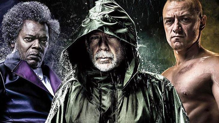 Vidro é o novo filme da trilogia de M. Night Shyalaman